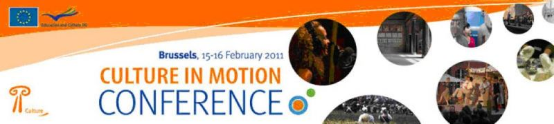 Logo di Culture in Motion