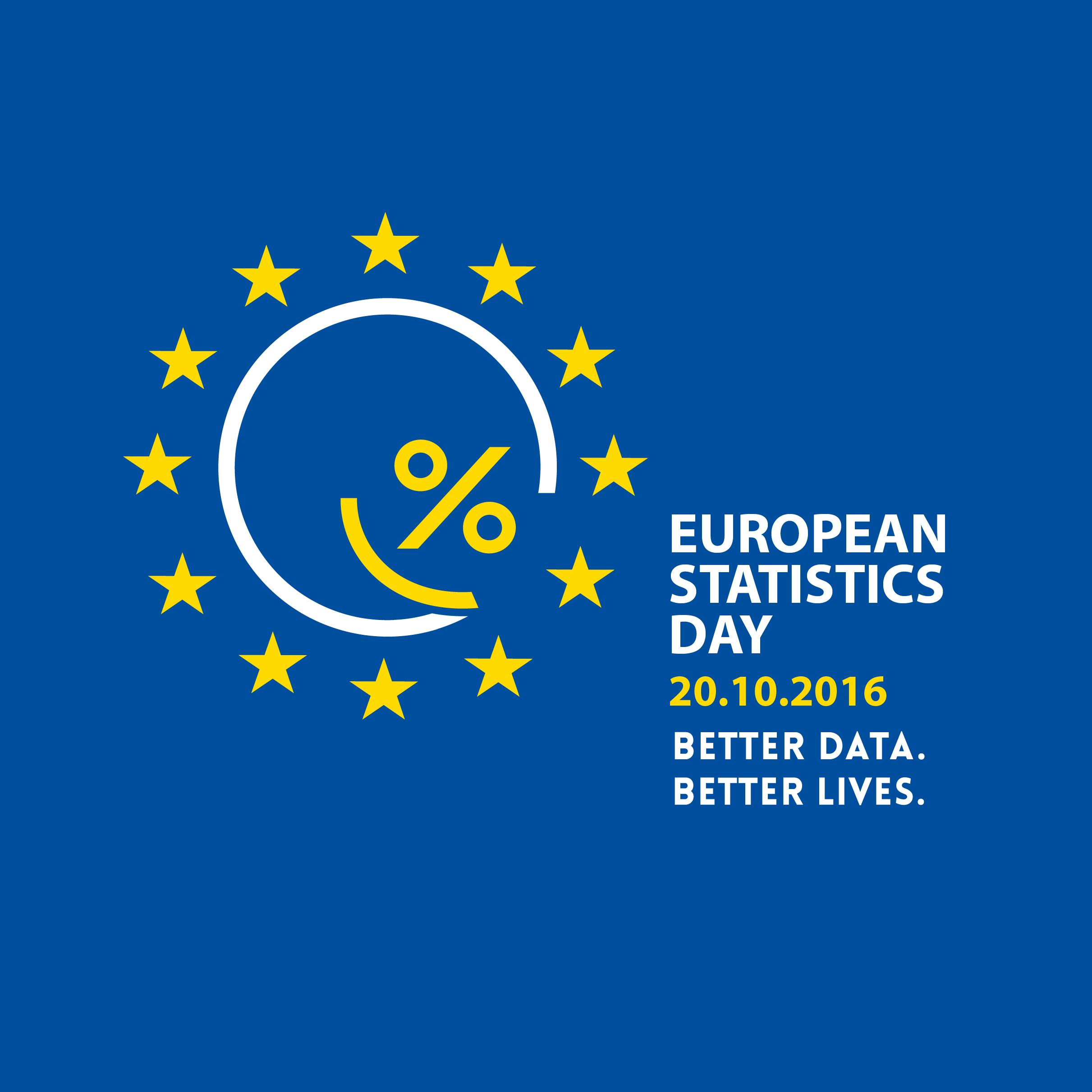 Oggi si celebra la prima Giornata europea della statistica
